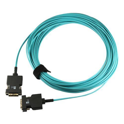 【新品/取寄品/代引不可】プラスチック光ファイバDVI-Dケーブル ADO-30P
