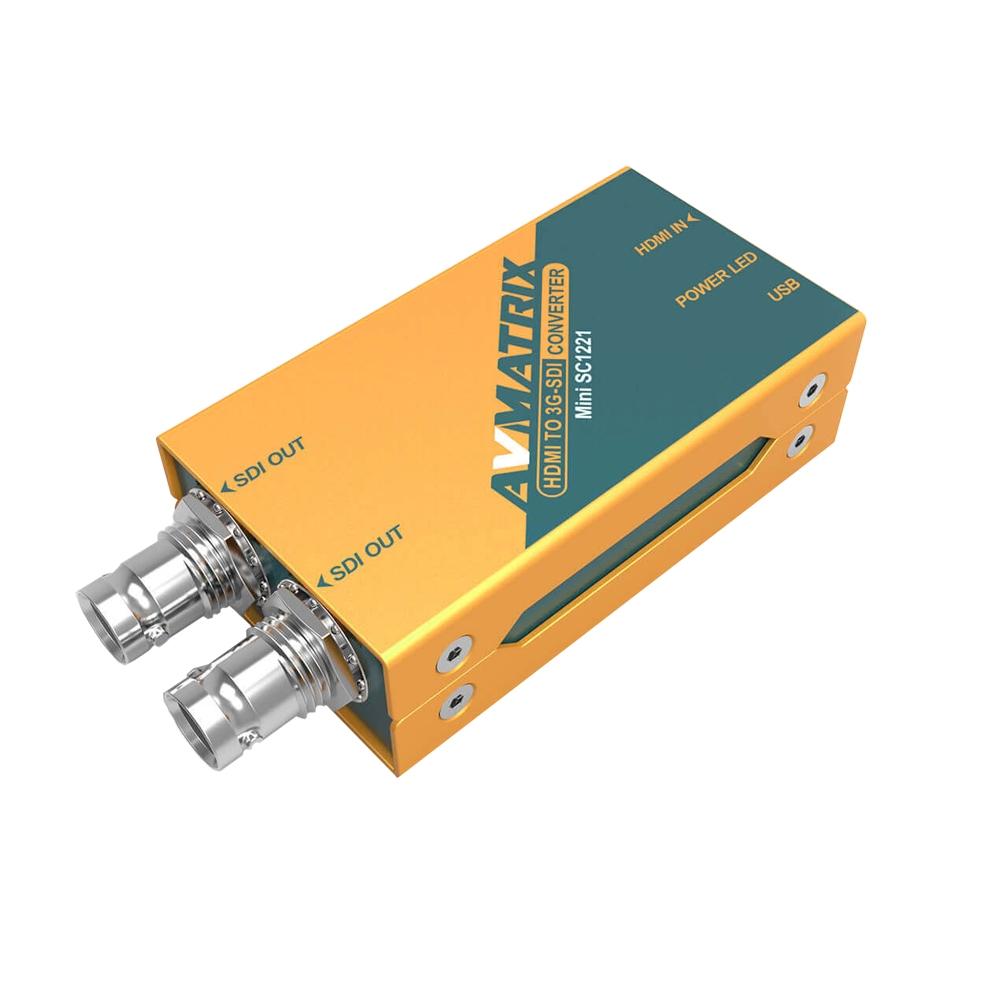 【新品/取寄品/代引不可】HDMI to 3G-SDIミニコンバーター MINI_SC1221