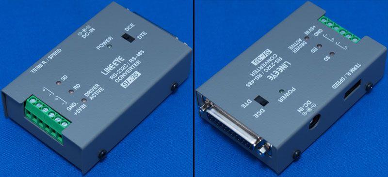 【新品/取寄品/代引不可】汎用インターフェースコンバータ RS-422/485RS-232C SI-35