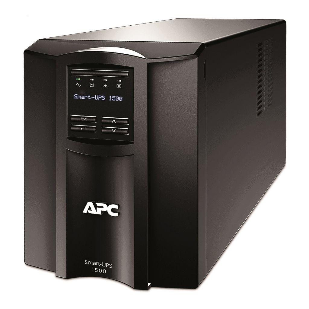 【新品/取寄品】APC Smart-UPS 1500 LCD 100V SMT1500J