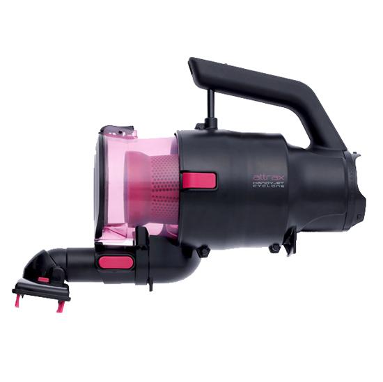 【新品/在庫あり】TWINBIRD パワーハンディークリーナー ハンディージェットサイクロン attrax HC-5252P ピンク 掃除機 ツインバード