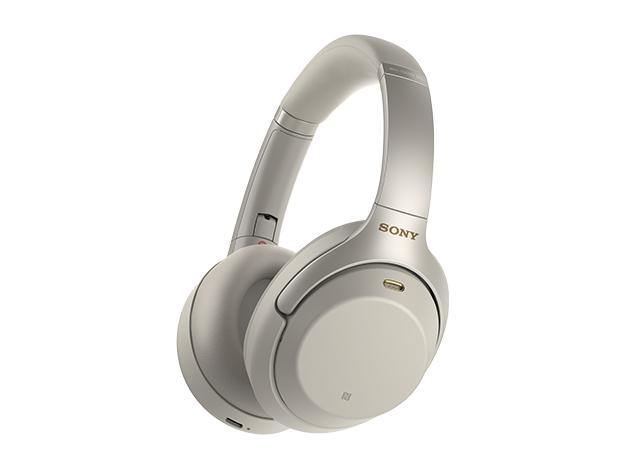 【新品/在庫あり】WH-1000XM3-S(プラチナシルバー) ワイヤレスノイズキャンセリングステレオヘッドセット