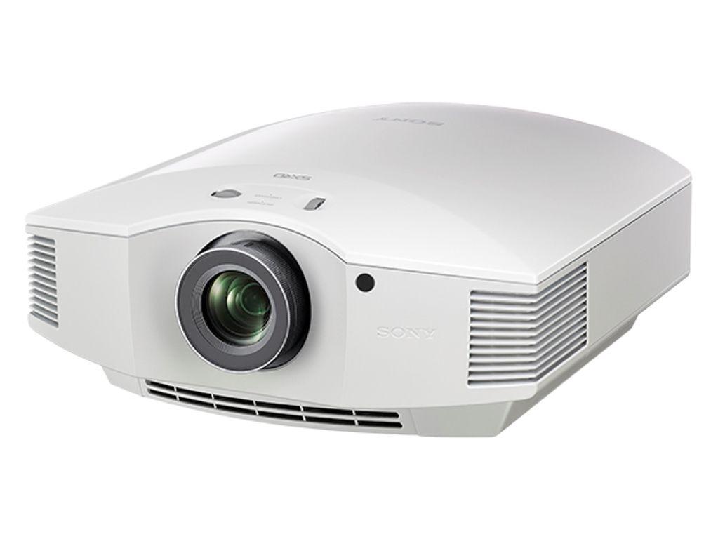 【新品/取寄品/代引不可】2K対応ビデオプロジェクター ホワイト VPL-HW60/W