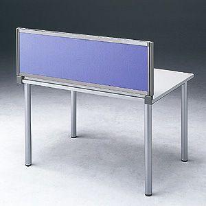 【新品/取寄品/代引不可】デスクパネル(ブルー) OU-0414C3006