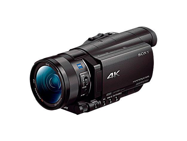 【新品/在庫あり】デジタル4Kビデオカメラレコーダー ハンディカム FDR-AX100