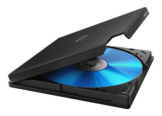 【新品/取寄品】RoHS準拠 USB3.0外付ポータブルBD/DVDライター ソフト無モデル BDR-XD07LE
