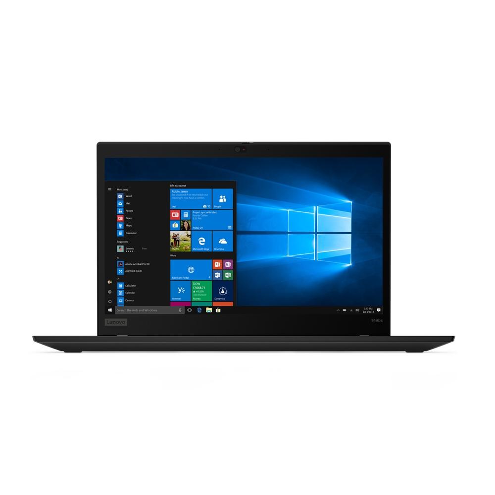 【新品/取寄品/代引不可】ThinkPad T490s(14.0型ワイド/i5-8265U/8GB/256GB/Win10Pro) 20NXA00QJP