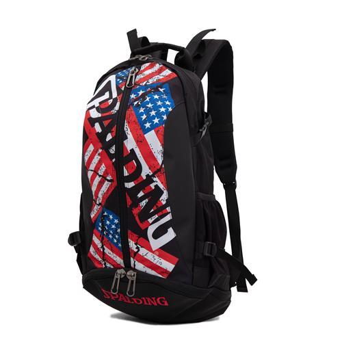 【新品/取寄品】バスケットプレイヤーのために開発されたバッグ ケイジャー スターズ&ストライプス 40-007SS