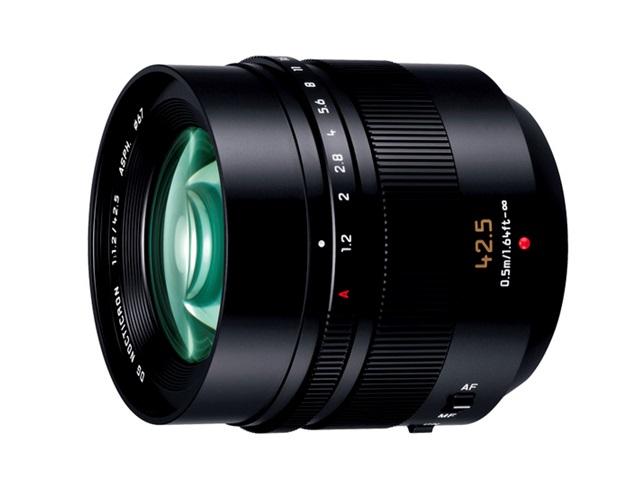 【新品/取寄品】Panasonic LEICA DG NOCTICRON 42.5mm/F1.2 ASPH./POWER O.I.S. H-NS043