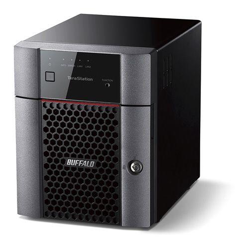 【新品/取寄品】TeraStation TS3410DNシリーズ 2TB TS3410DN0204