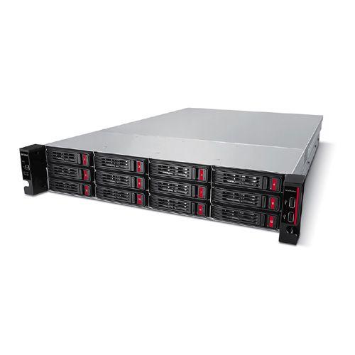 【新品/取寄品/代引不可】TeraStation TS51210RHシリーズ 12ベイ ラックマウントモデル 120TB TS51210RH12012