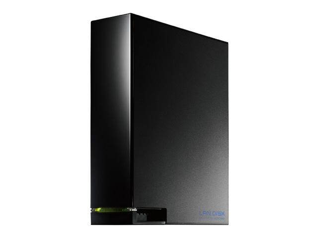 【新品/取寄品/代引不可】デュアルコアCPU搭載 1ドライブ高速ビジネスNAS 1TB HDL-AA1W