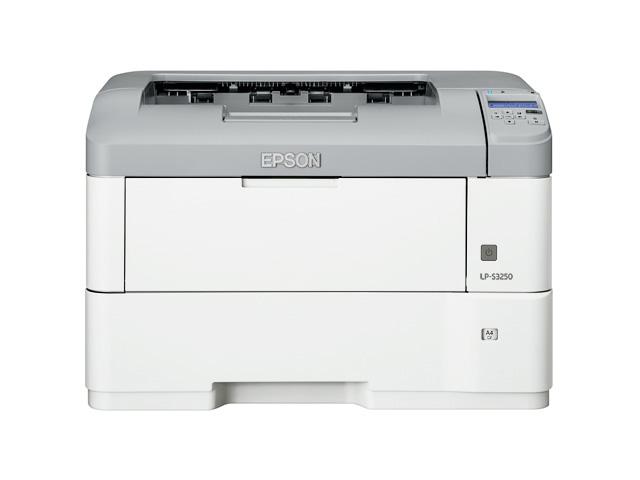 【新品/取寄品/代引不可】A3モノクロページプリンター LP-S3250