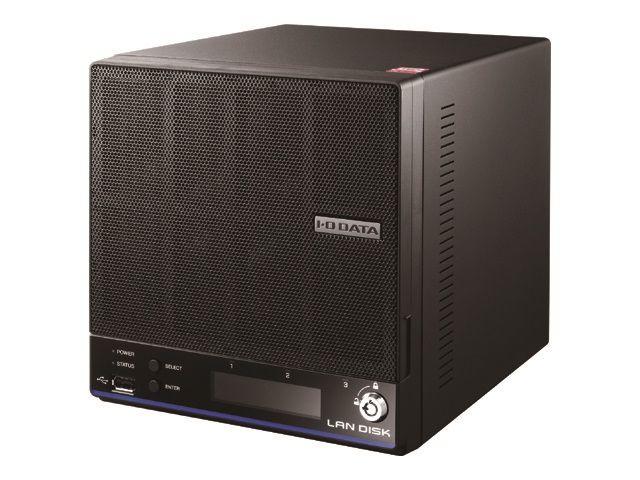 【新品/取寄品/代引不可】「WD Red」2基/高速CPU搭載 「拡張ボリューム」採用 高信頼ビジネスNAS 2TB HDL2-H2