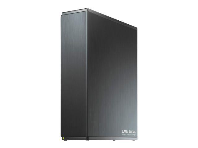 【新品/取寄品】ネットワーク接続ハードディスク(NAS) 3TB HDL-TA3