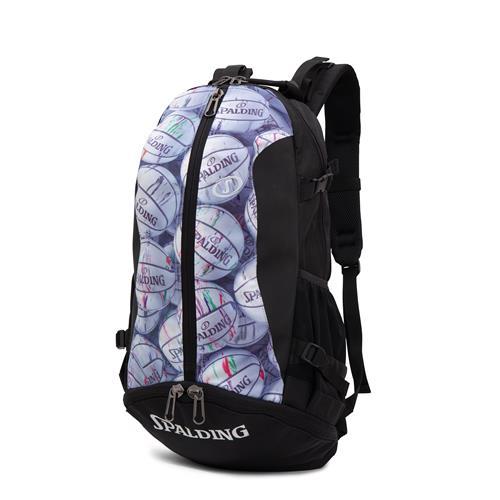【新品/取寄品】バスケットプレイヤーのために開発されたバッグ ケイジャー マーブルボール 40-007MB