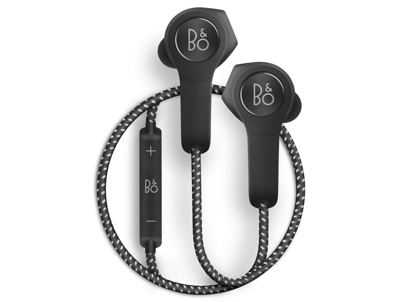 新品 取寄品 Bluetoothイヤフォン 最安値挑戦 BO BLACK PLAY 送料無料お手入れ要らず H5 Beoplay