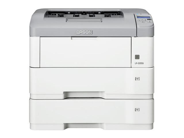 【新品/取寄品/代引不可】 A3モノクロページプリンター LP-S3550Z 増設1段カセット(550枚)セットモデル
