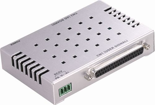 【新品/取寄品/代引不可】アナログ入力ボード用バッファアンプ機能増設ボックス ATBA-16E