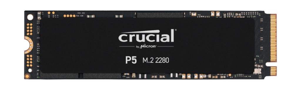 【新品/取寄品/代引不可】Crucial P5 1TB NVMe PCIe M.2 SSD CT1000P5SSD8JP