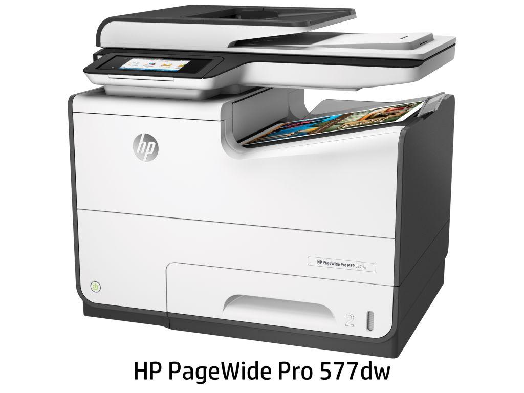 【新品/取寄品/代引不可】HP PageWide Pro 577dw D3Q21D#ABJ