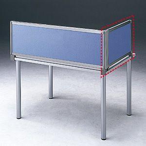 【新品/取寄品/代引不可】デスクパネル(ブルー) OU-04SDCA3006