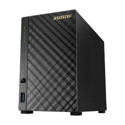 【新品/取寄品】AS3102T 4Kマルチメディア再生とハードウェア暗号化を備えた高性能で安価なNAS