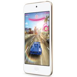 【新品/取寄品】iPod touch 第6世代 MKHT2J/A [32GB ゴールド]
