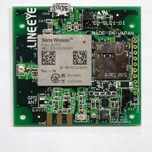 【新品/取寄品/代引不可】LTE無線モジュールHL7539組込み評価ボード EB-SL01L