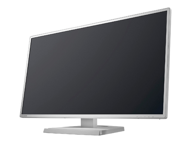 【新品/取寄品/代引不可】「5年保証」広視野角ADSパネル採用 27型ワイド液晶ディスプレイ ホワイト LCD-AH271EDW