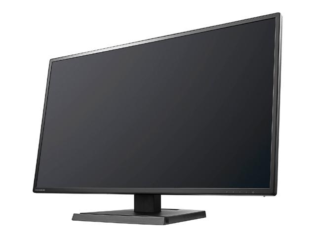【新品/取寄品/代引不可】「5年保証」広視野角ADSパネル採用 27型ワイド液晶ディスプレイ ブラック LCD-AH271EDB