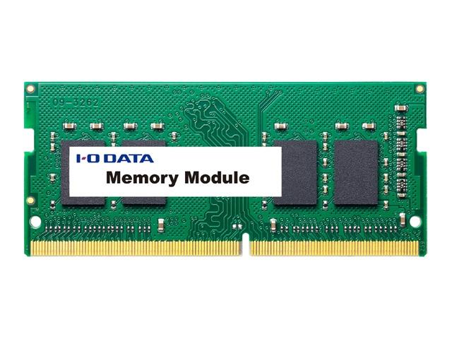 【新品/取寄品/代引不可】PC4-2666(DDR4-2666)対応ノートPC用メモリー4GB SDZ2666-4G