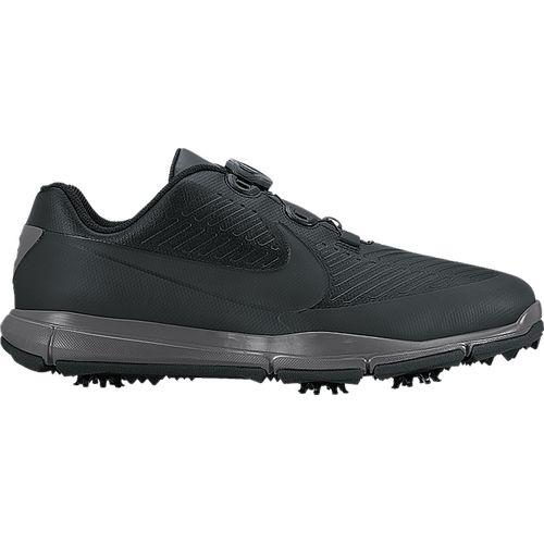 【新品/取寄品】Nike エクスプローラー 2 ボア 849959-001 ブラック/ブラック/メタリックダークグレー 26.0cm
