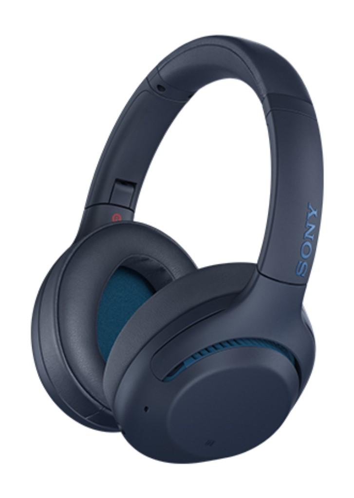 【新品/取寄品/代引不可】WH-XB900N-L(ブルー) ワイヤレスノイズキャンセリングステレオヘッドセット