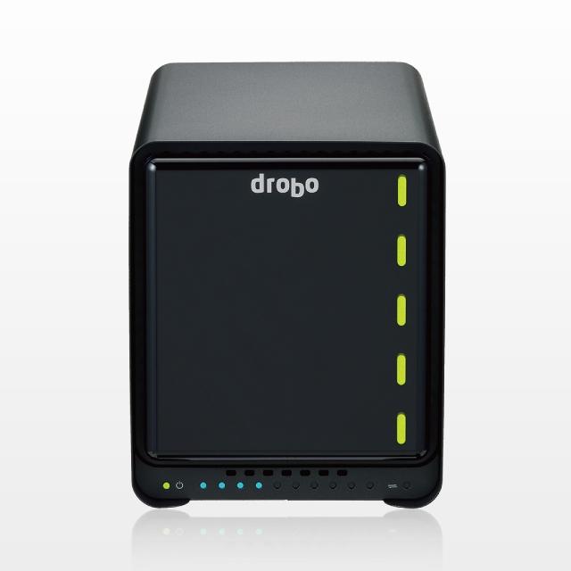 【新品/取寄品/代引不可】Drobo 5N2(Gold Edition)+50TB(10TBx5) PDR-5N2GLD50T/C