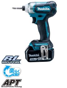 【新品/在庫あり】マキタ(Makita) 充電式インパクトドライバー TD155DRFX