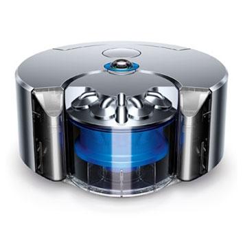 【新品/在庫あり】ダイソン ロボット掃除機 dyson 360 Eye [ニッケル/ブルー] RB01NB