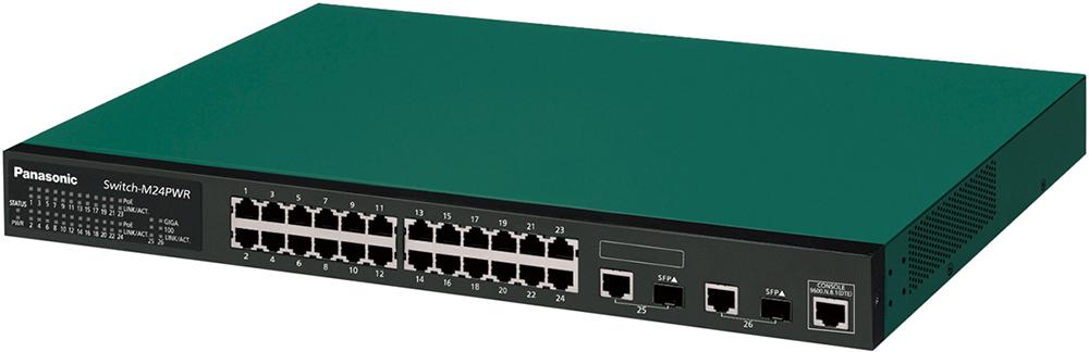 【新品/取寄品/代引不可】Switch-M24PWR PN232499