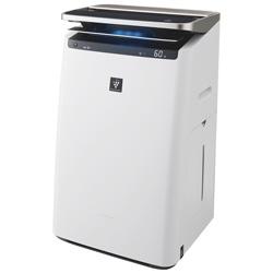 【新品/在庫あり】加湿空気清浄機 KI-HP100-W ホワイト