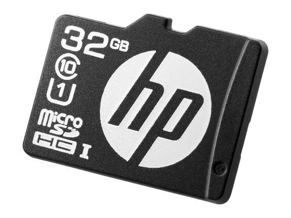 【新品/取寄品/代引不可】HP 32GB microSD フラッシュメディア 700139-B21