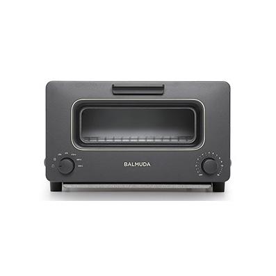 【新品/取寄品】バルミューダ スチームトースター The Toaster K01E-KG [ブラック]