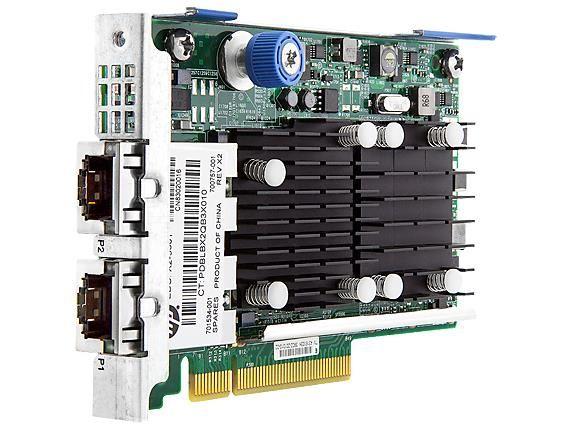 【新品/取寄品/代引不可】HP FlexFabric 10Gb 2ポート 533FLR-T ネットワークアダプター 700759-B21