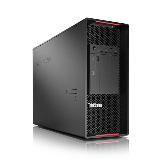 【新品/取寄品/代引不可】ThinkStation P920/Gold 6242 x2/96GBMem/512GB/CPU内蔵/Win10Pro for Workstations 30BD003CJP