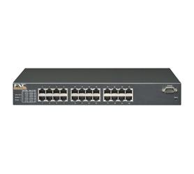 【新品/取寄品/代引不可】24ポート 10/100/1000Mbps スマート機能付スイッチ ES1024V3