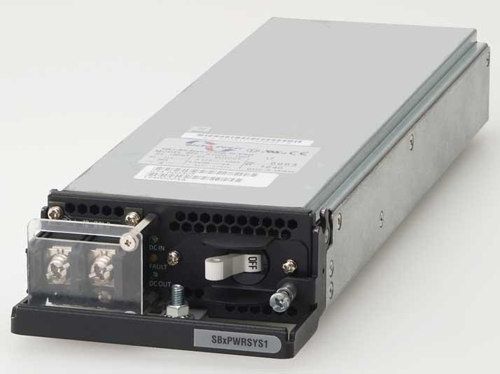 【新品/取寄品/代引不可】AT-SBxPWRSYS1-80-Z5 [システム用DC電源(デリバリースタンダード保守5年付)] 0776RZ5