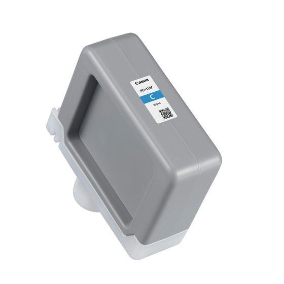 【新品/取寄品/代引不可】インクタンク PFI-110 C[2365C001] PFI-110C