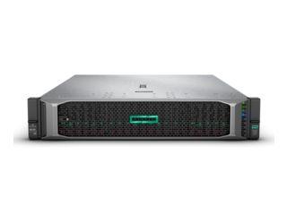 【新品/取寄品/代引不可】DL385 Gen10 EPYC 7451 2.3GHz 2P48C 64GBメモリ ホットプラグ 24SFF(2.5型) P408i-a/2GB 800W電源x2 ラック モデル 878724-291
