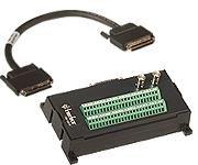 【新品/取寄品/代引不可】高周波対応68ピンネジ変換端子台セット TLS-0001