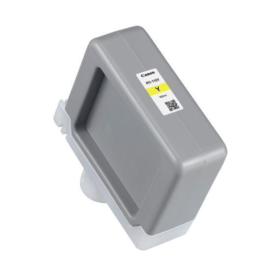【新品/取寄品/代引不可】インクタンク PFI-110 Y[2367C001] PFI-110Y