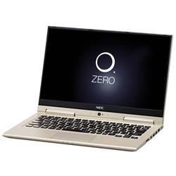 【新品/取寄品/代引不可】LAVIE Hybrid ZERO HZ350/GAG PC-HZ350GAG プレシャスゴールド